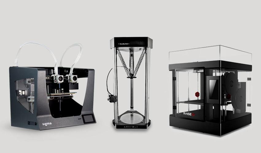 TOP 13 XXL FDM 3D printers under $ 5,000 - 3Dnatives