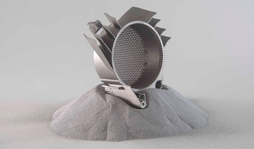 steel additive manufacturing