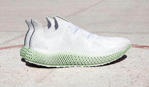 Adidas Alphaedge 4D, a sneaker mixed