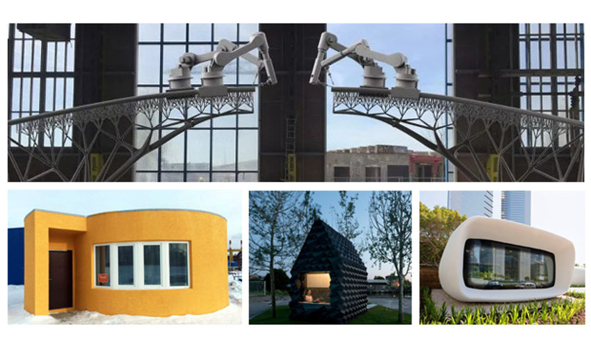 3d printed architecture top 12 most stunning buildings 3dnatives. Black Bedroom Furniture Sets. Home Design Ideas
