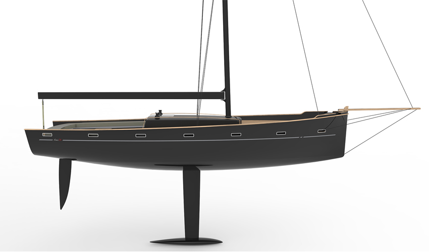 Livrea: crossing the Atlantic in a 3D-printed yacht