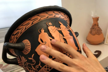 BQ and 3D printing bringing blind people closer to cultural heritage