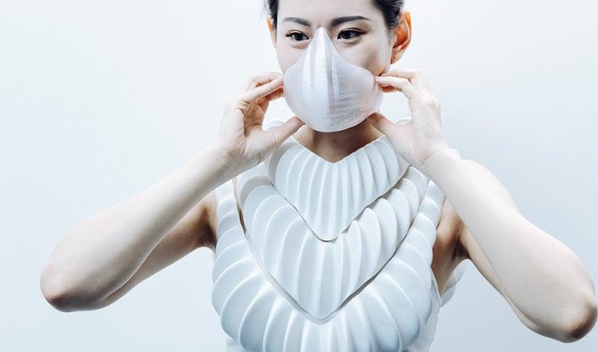 3D printed gills