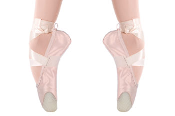 P-Rouette, the 3D printed ballet slippers