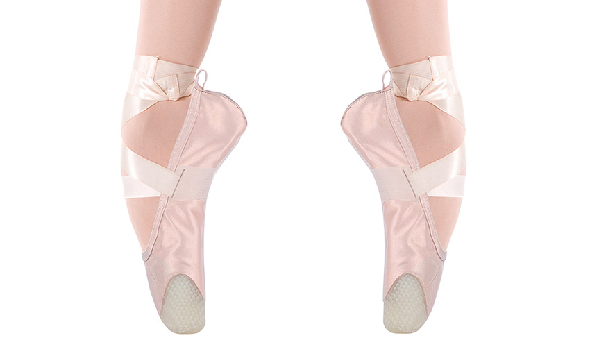 3D printed ballet slippers