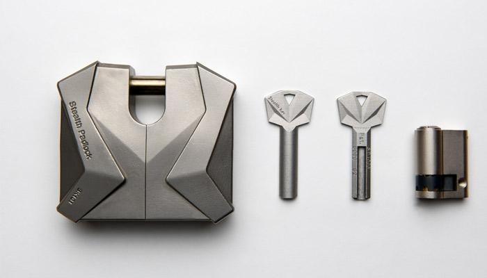 stealth keys