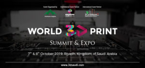 world 3D print summit & expo
