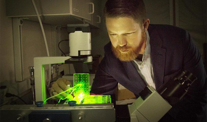 bio-printing ligaments