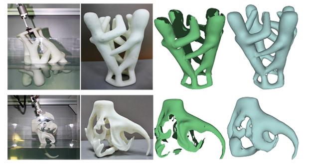 Archimedes 3D scanner