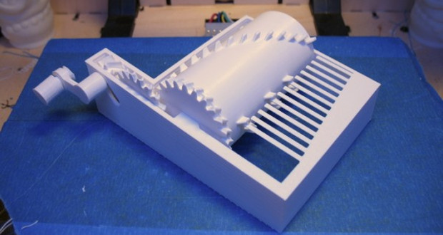 3d printed music instrument