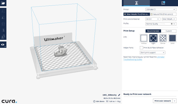 3Dnatives Lab: Our Test of the Ultimaker 3 - 3Dnatives