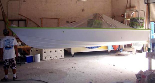 Maritime 3D printing