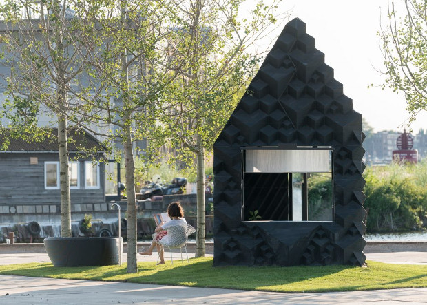 3D printed architecture
