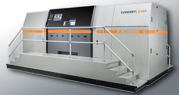 GE 3D printing aerospace