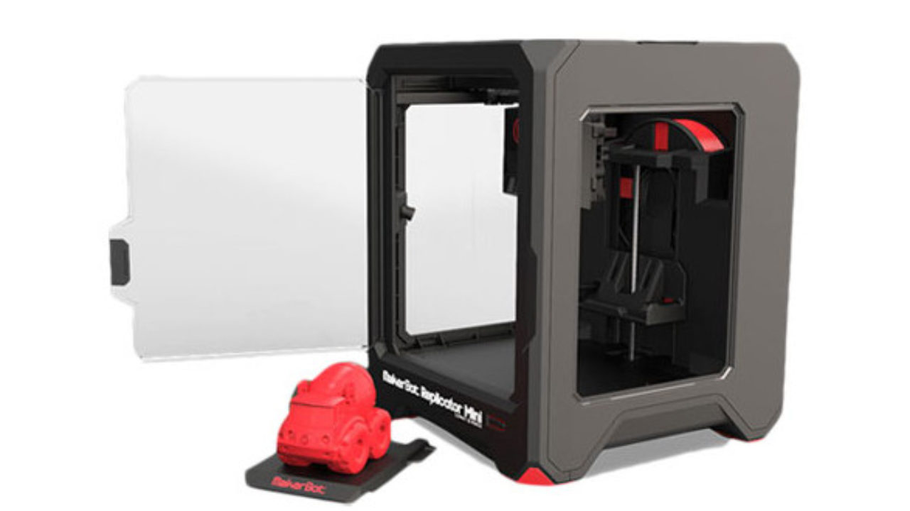 3Dnatives Lab: Our Test of the MakerBot Replicator Mini - 3Dnatives