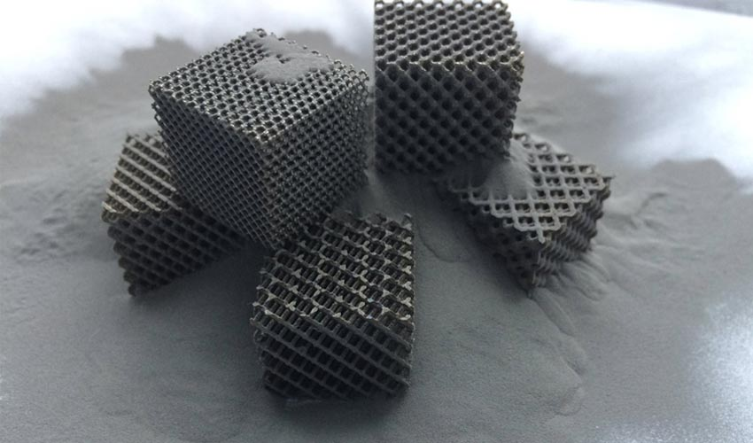 HP metal additive manufacturing
