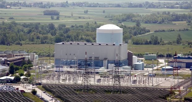 Siemens nuclear power plant