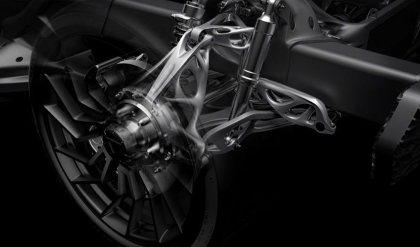 Additive manufacturing automotive