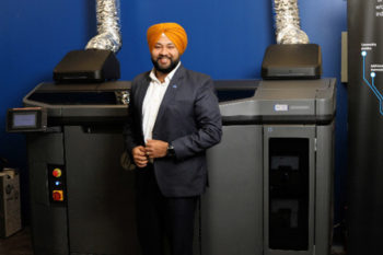 Interview with Hargurdeep Singh about his role at CAD MicroSolutions