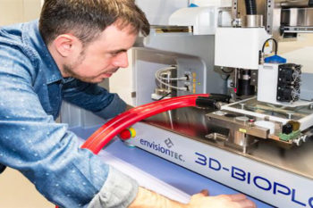 Empa Researchers develop 3D printing ink from Cellulose