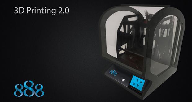 PVC 3D printing