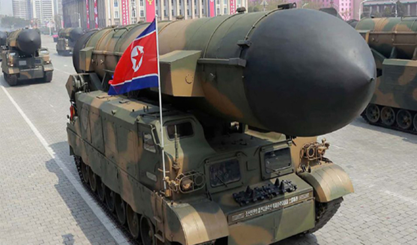 North Korea 3D printing