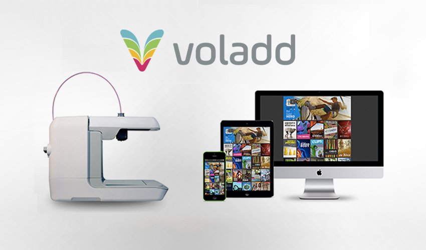 Voladd: The Netflix of 3D printers - 3Dnatives