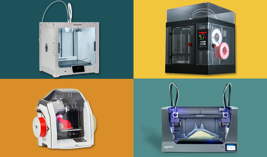 TOP 11 Dual Extruder 3D Printers (2019 Update) - 3Dnatives