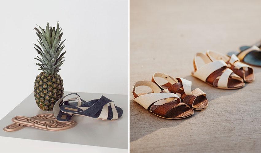 organic 3d printed shoe