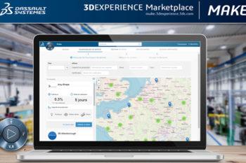 3DEXPERIENCE Make, Dassault Systèmes' on-demand AM platform