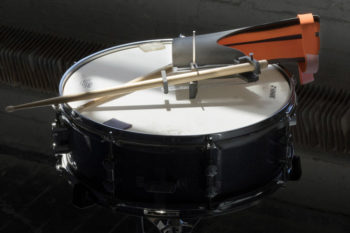 Paradiddle; A 3D printed prosthesis for disabled drummers