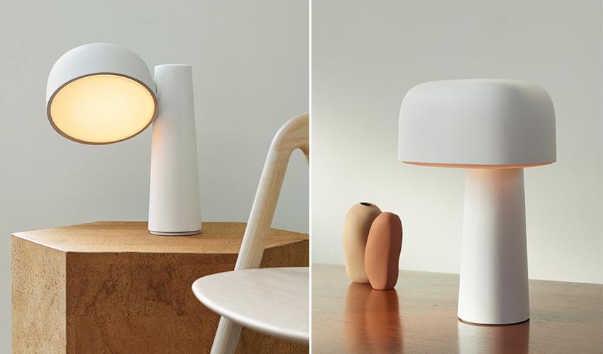 Contemporary Lighting With Printing