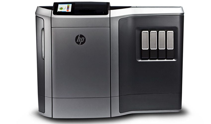 HP announce expansion into metal 3D printing market