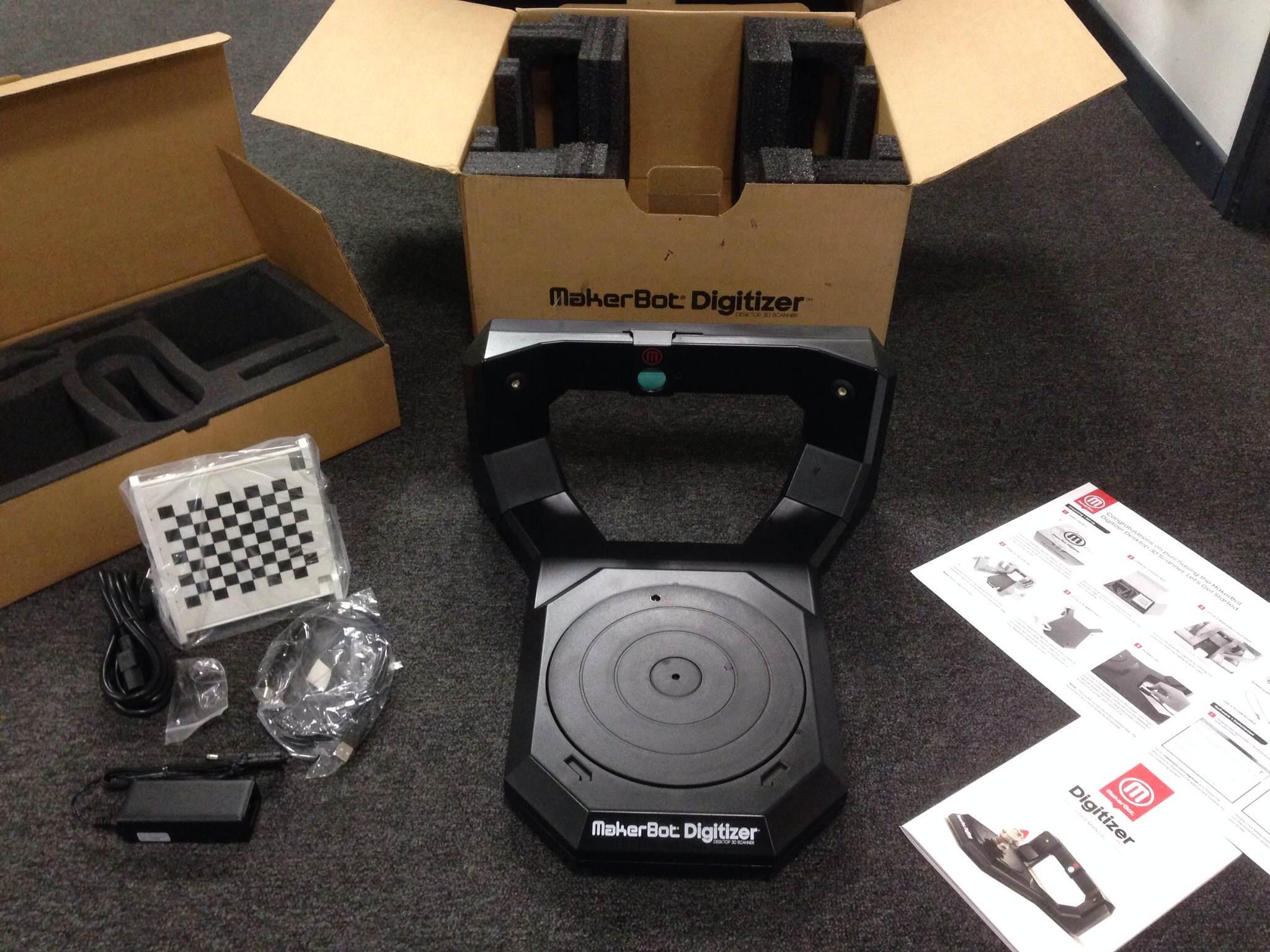Digitizer 3D Scanner