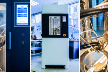 New Kumovis R1 3D printer for medical and industrial applications