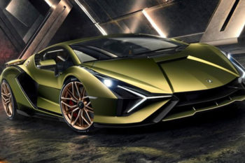 The Lamborghini Sián FKP 37 offers the most customisations ever