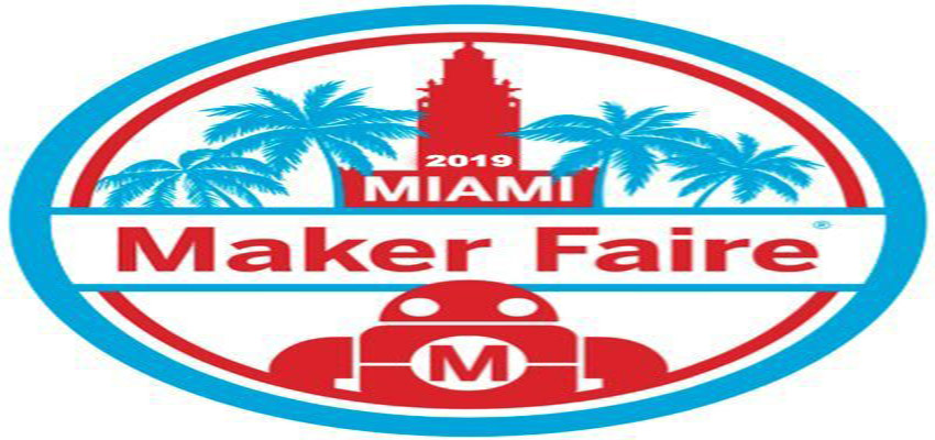 maker faire miami 2019