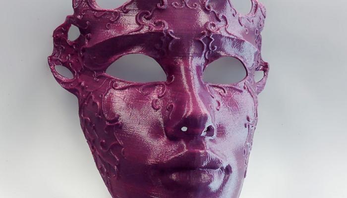 3d printed halloween masks