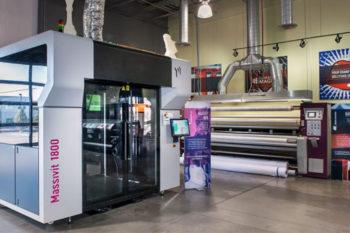 Massivit 3D, providing large format 3D printing solutions for visual communication