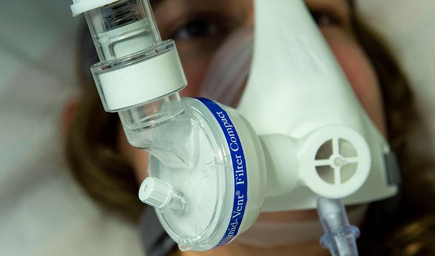 3d printed ventilator