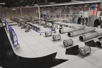 Relativity takes over NASA facility to set up 3D printing rocket factory