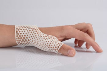 Shapeways in collaboration with EOS will offer PA 11 for applications in the medical sector