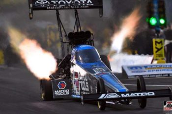 Don Schumacher Racing empowered by new collaboration with Stratasys