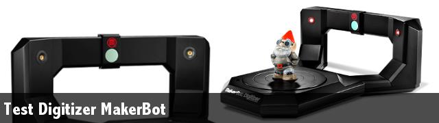 3D Scanner Tests