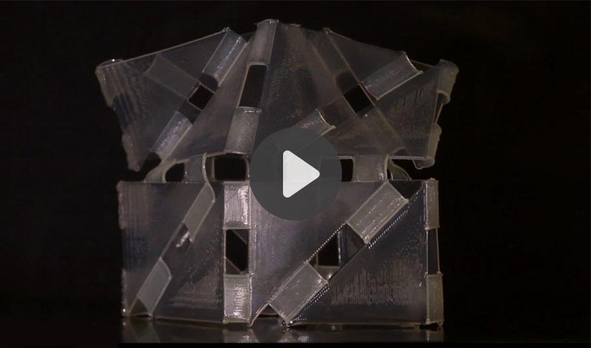 Top 5 Videos of the Week: 3D printed multifunctional robots
