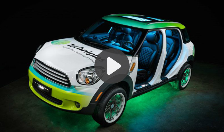 TOP5 videos: 3D printed mini cooper, recycling in space and