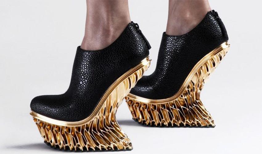 La impresión 3D en el calzado: ¿revolucionará la industria