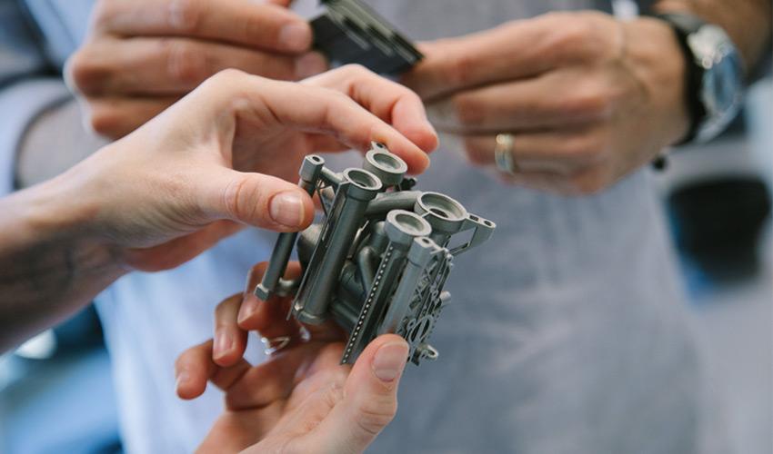 proyectos 3D Factory incubator