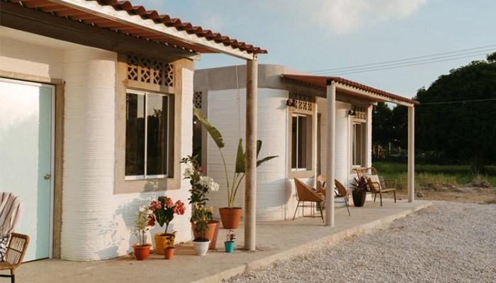 casas impresas en 3D a México