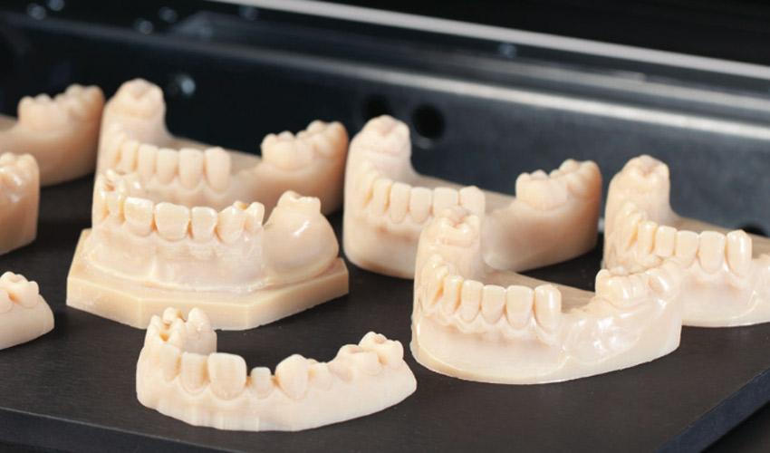 fabricación aditiva dental